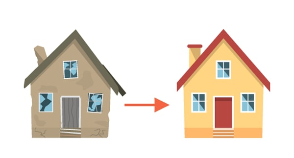 Peut-on avoir une maison écologique en rénovant un logement ancien ?